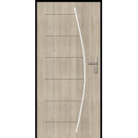 Двери ЕВРОПА PVC 101 Нептун с молдингом