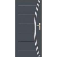 Двери ЕВРОПА PVC 101 Орион с молдингом