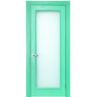 Двери межкомнатные Амстер 40 мм стекло