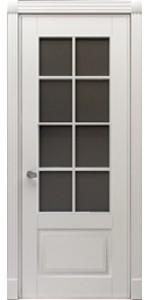 Двери межкомнатные D-2 40 мм стекло