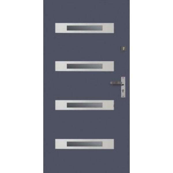 Двери ЕВРОПА PVC 58 Гатти 4