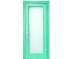 Двери межкомнатные НЕАПОЛЬ 44 мм стекло