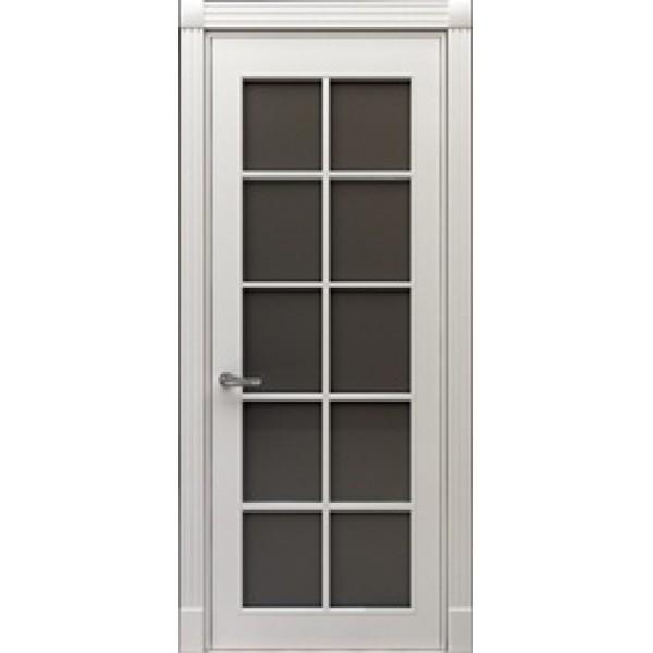 Двери межкомнатные БАРСЕЛОНА сборные со стеклом
