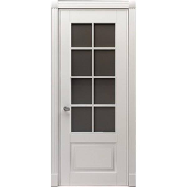 Двери межкомнатные ДИОН 44 мм стекло