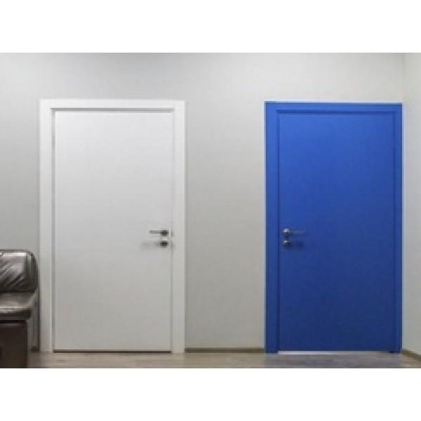 Двери межкомнатные СИРИУС шпон 44 мм