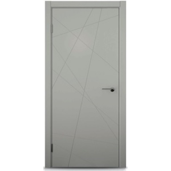 Двери межкомнатные МИЛАН 44 мм