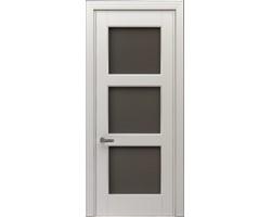Двери межкомнатные ЛАЦИО 44 мм стекло