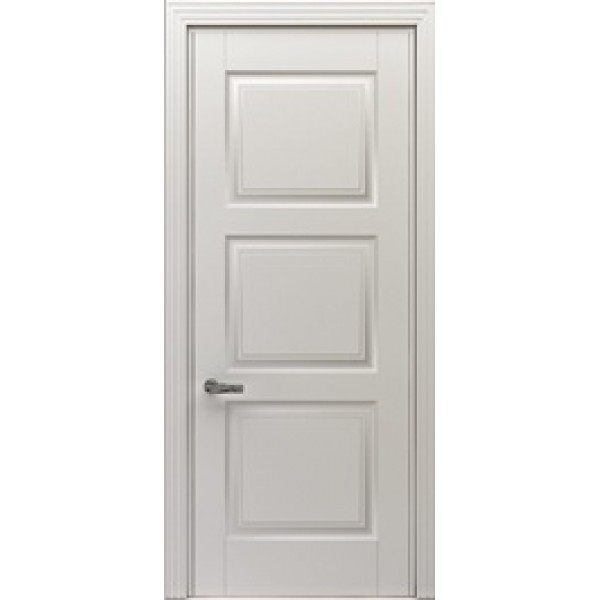 Двери межкомнатные ЛАЦИО 44 мм глухие