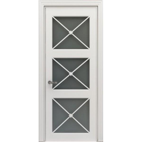 Двери межкомнатные ВЕГА 44 мм стекло