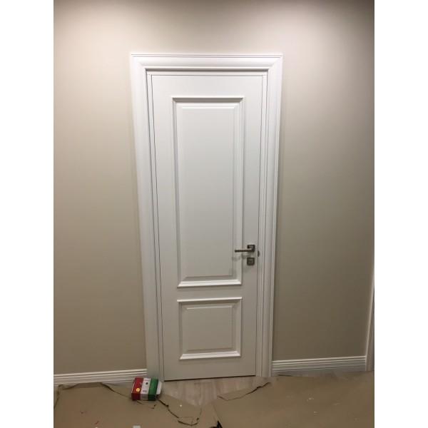 Двери межкомнатные ВЕНЕЦИЯ 44 мм стекло
