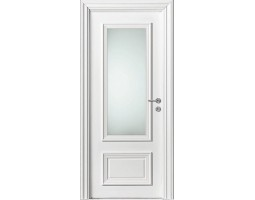 Двери межкомнатные Classic 2 44 мм стекло