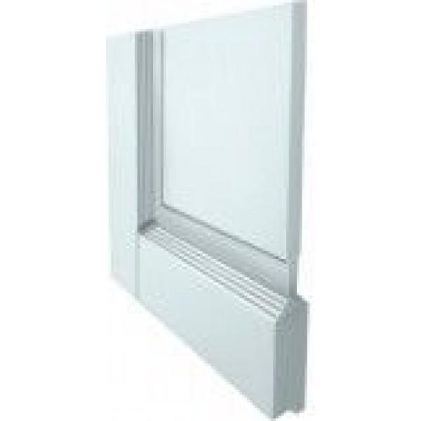 Двери межкомнатные ВАЛЕНСИЯ сборные стекло