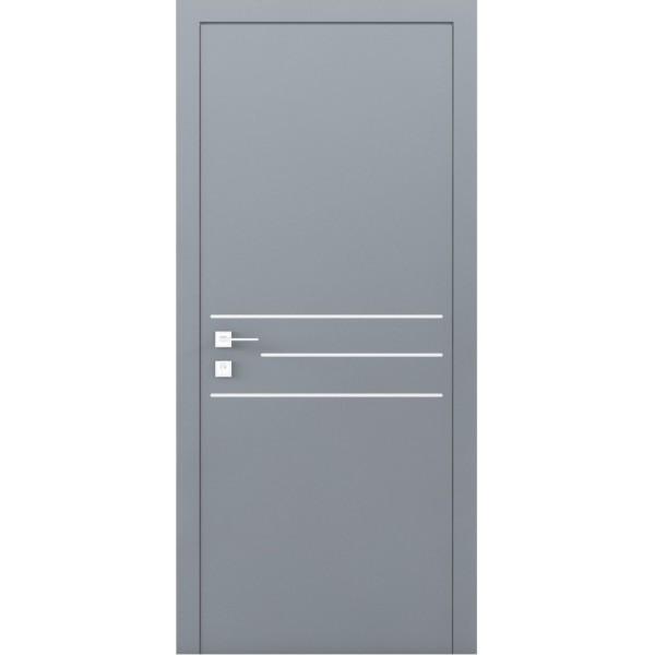 Двери межкомнатные ТОКАЙ молдинг 44 мм