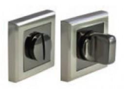 ФИКСАТОР EXCLUSIVE белый никель/черный никель