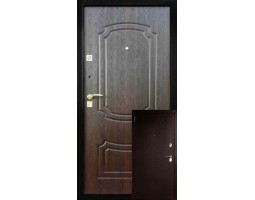 Двери металл/МДФ модель Фортис