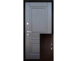 Двери металл/МДФ модель Элегант