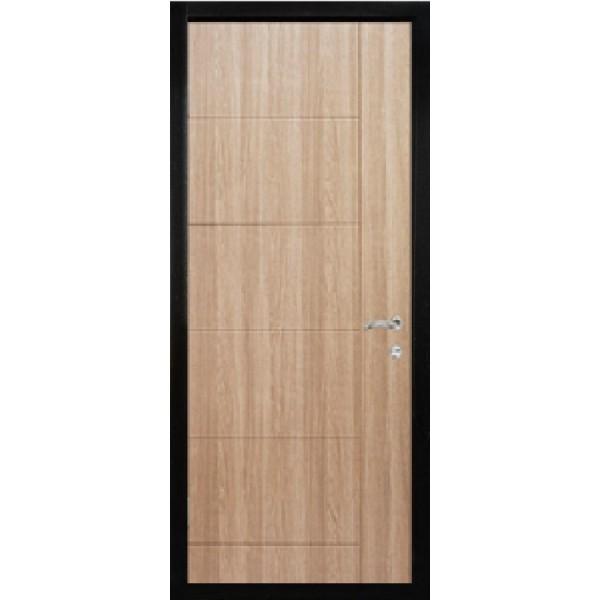 Двери металл/МДФ модель Милан