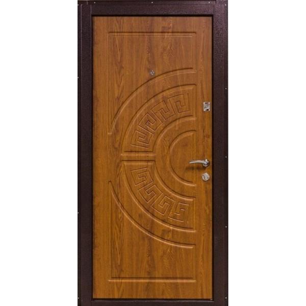 Двери металл/МДФ модель Грация