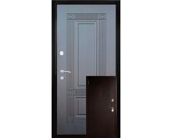 Двери металл/МДФ модель Злата